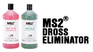 MS2 Solder dross recovery